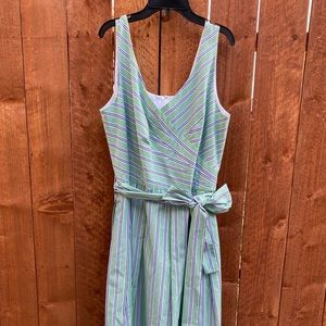 Talbots Striped Dress